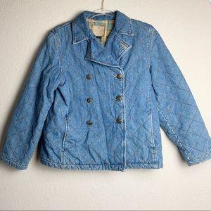 Ralph Lauren Jeans Co. Quilted Denim Jacket